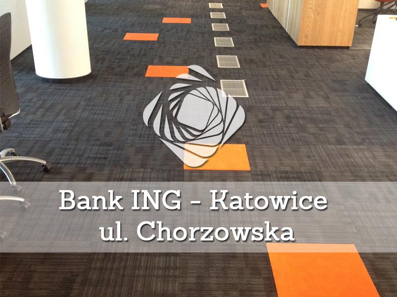 Bank ING – Katowice ul. Chorzowska