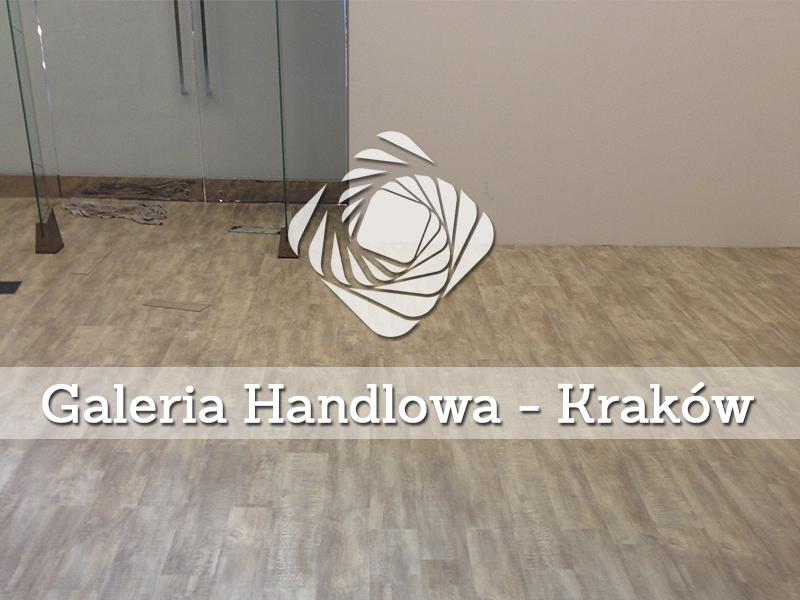 Galeria Handlowa w Krakowie