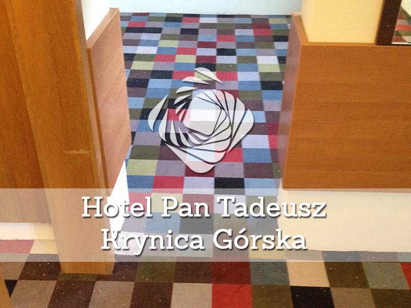 Hotel Pan Tadeusz – Krynica Górska