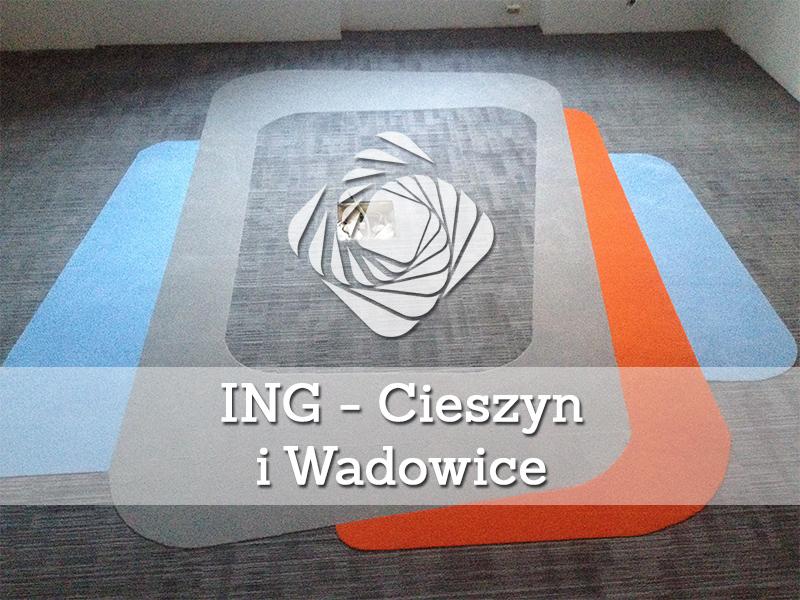 ING – Cieszyn, Wadowice