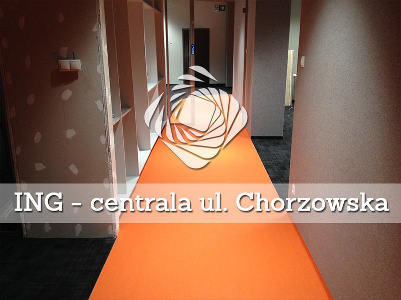 ING – centrala, ul. Chorzowska