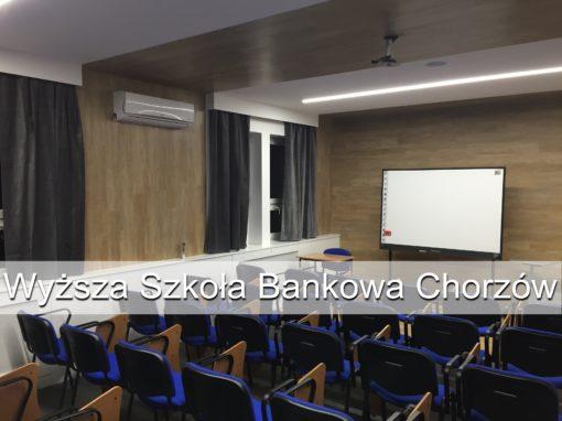 Wyższa Szkoła Bankowa Chorzów